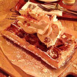 Eis Cafe Birmingham Waffles Ice Cream Milk shakes