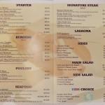 Sea Fire Grill - Steak & Seafood, Camden halal burger hmc milkshakes menu