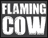 Flaming Cow Logo