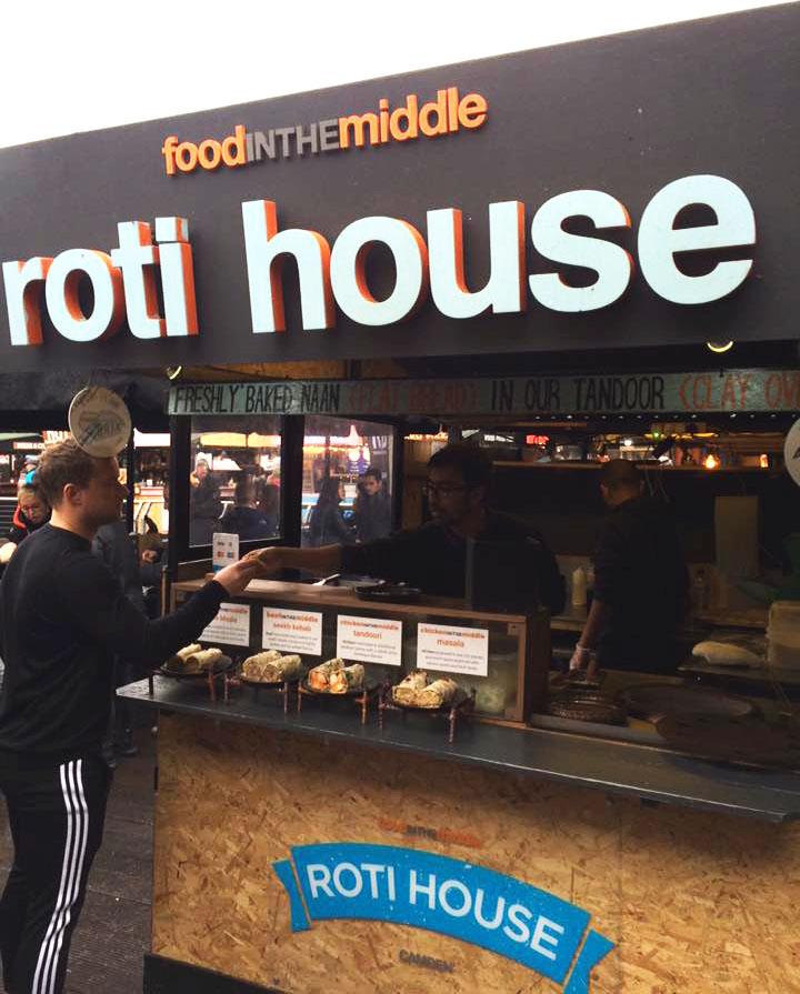 Roti House Camden Market