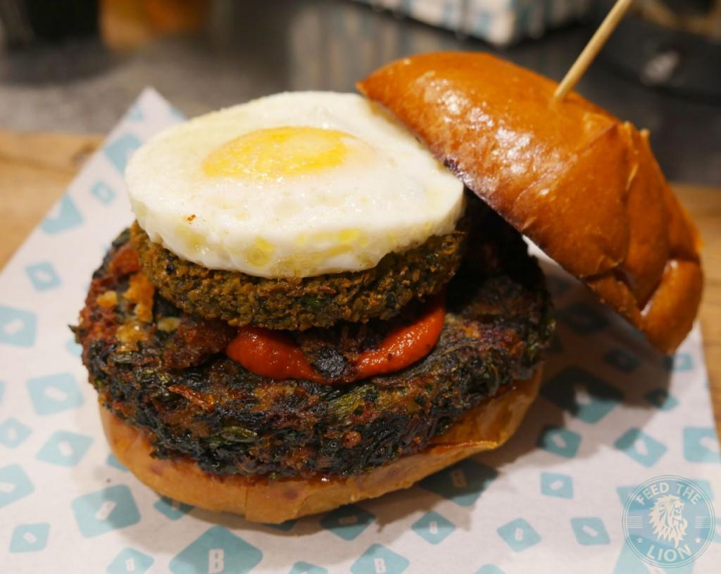 Brioche Burger Gourmet Halal veggie vegetarian burger