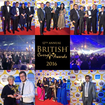 British Curry Awards 2016 – The Winners