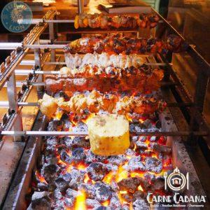 Carne Cabana Brazilian Halal food