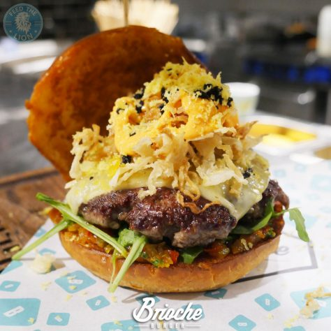 Brioche Burger Gourmet Halal East London Ham Green Street