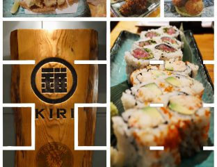 Kiri Japanese London Restaurant halal steak