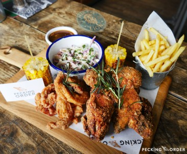 Pecking Order (Brunch & Rotisserie) – Stanmore