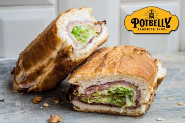 Potbelly's legendary sandwiches hit Westfield Stratford City