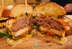 Rustix Gourmet Burger Romford London