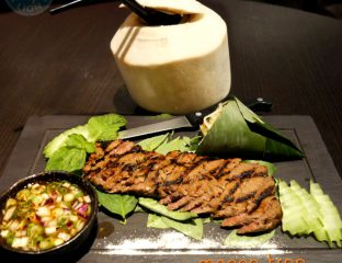 Mango Tree London Victoria halal steak wagyu