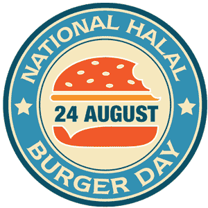National Halal Burger Day