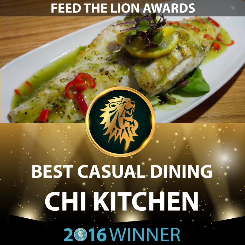 ftl feed the lion halal awards 2016 winners casual dining Chi Kitchen