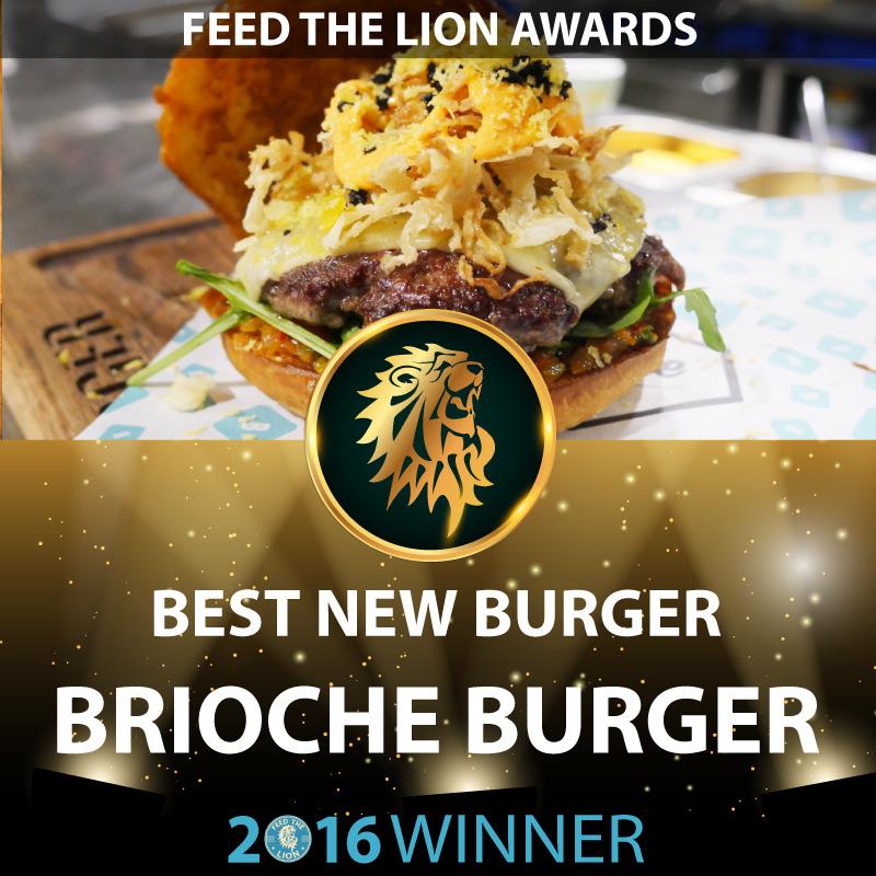 ftl awards best new burger brioche burger halal