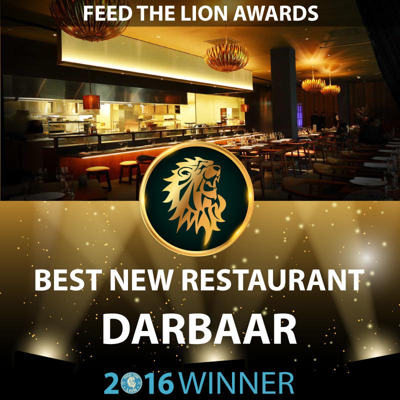 ftl awards best new reataurant darbaar halal