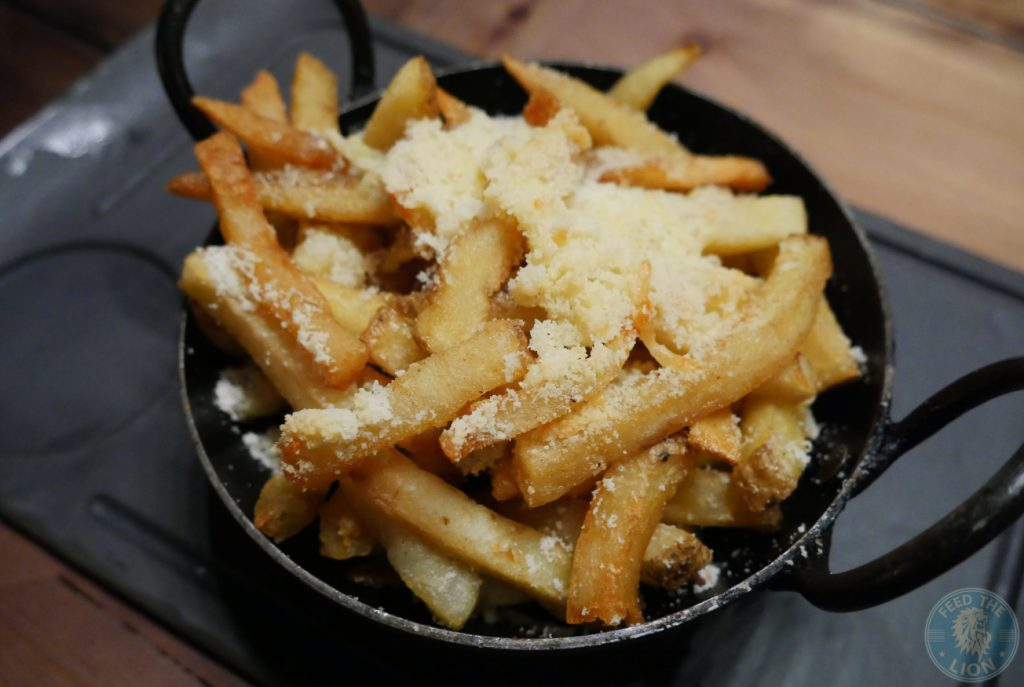 chips fries band of burgers Brick Lane Whitechapel Camden Halal Burger