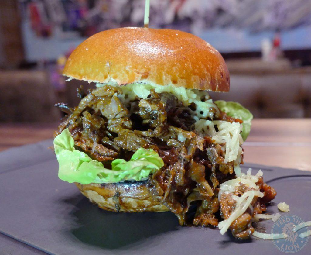 band of burgers Brick Lane Whitechapel Camden Halal Burger