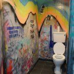toilet band of burgers Brick Lane Whitechapel Camden Halal Burger