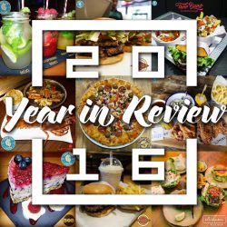 2016 year in review halal food ftl feed the lion London restaurant