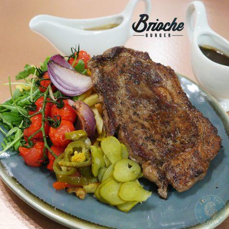 wagyu steak Brioche Burger Halal Walthamstow East Ham London Green Street