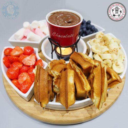 Shakes & Co dessert parlour ice cream willesden