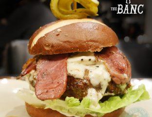 The Banc Tottenham Burger Steak