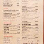 Moor & Hitch Queensway Halal Southern smoked bbq Steak Ribs Burger Breakfast menu