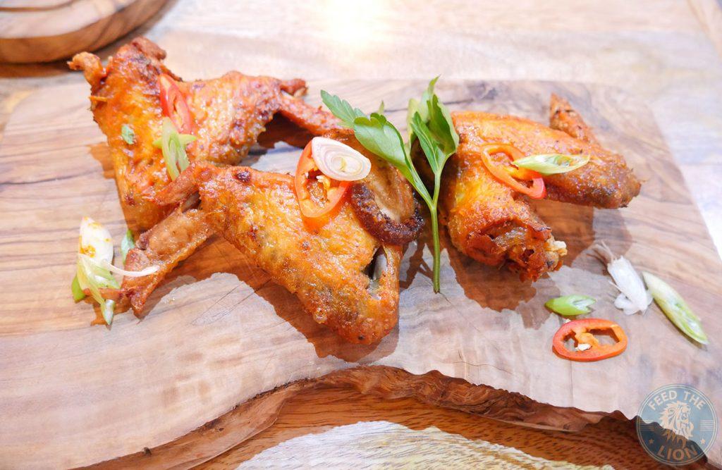 chicken bufallo wings Moor & Hitch Queensway Halal Southern smoked bbq Steak Ribs Burger Breakfast