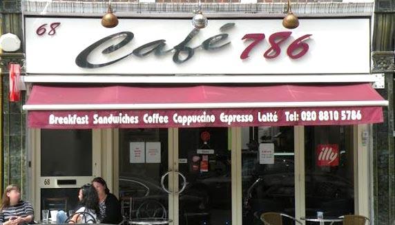 Cafe786