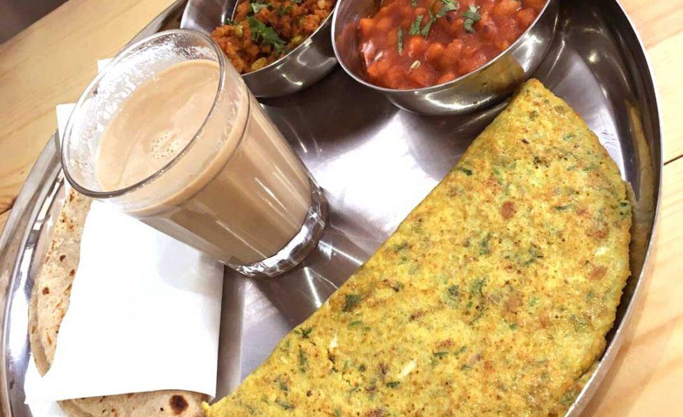 Masala Chai Nashta Halal Breakfast