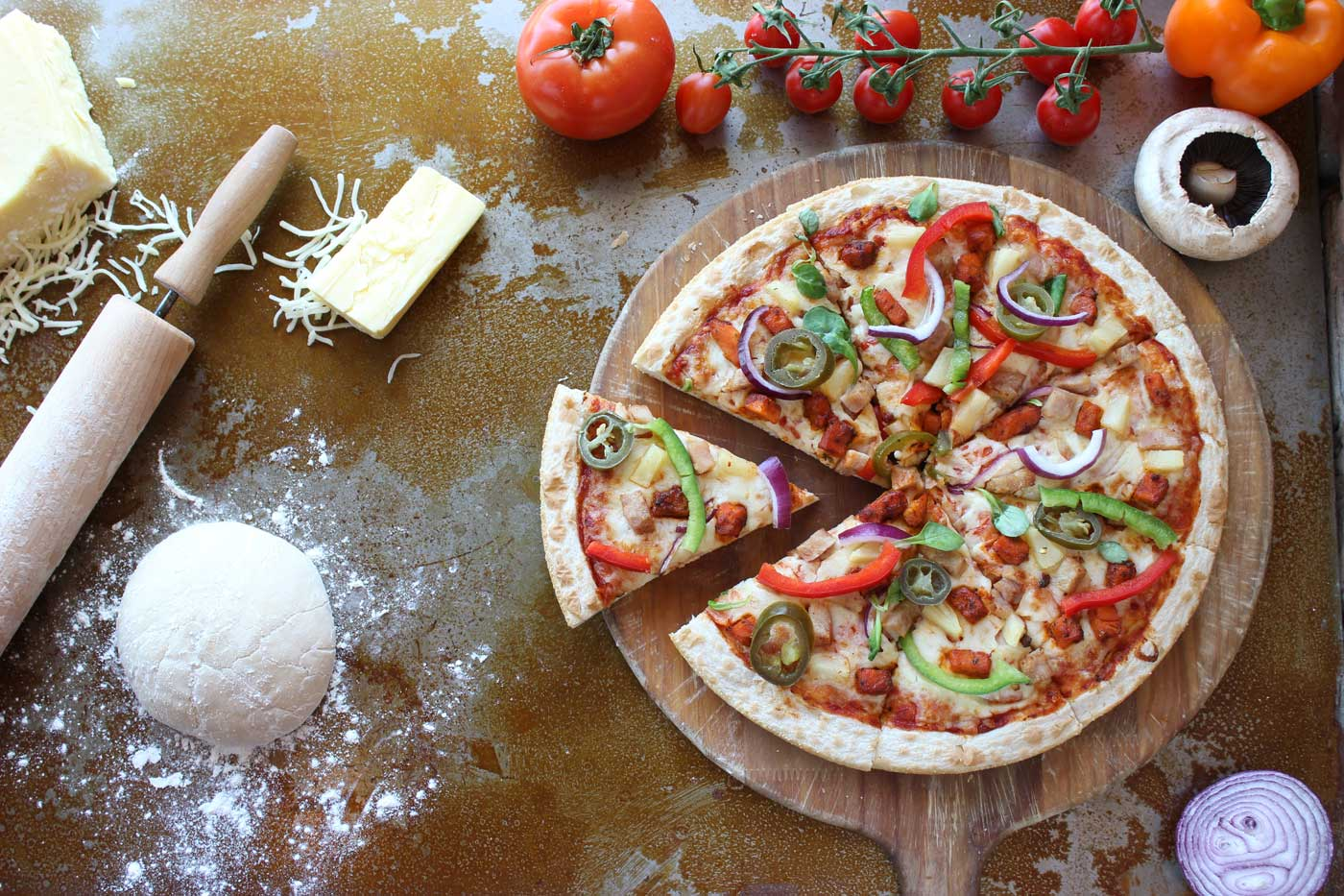 5 Halal Pizzerias To Celebrate National Pizza Day Feed The