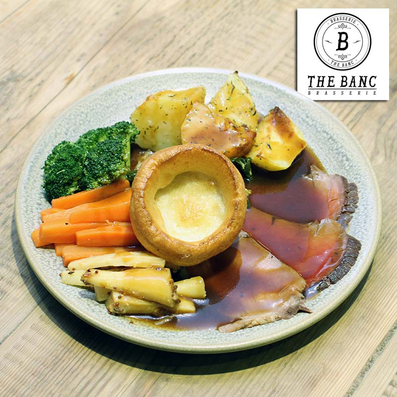 London's Top 3 Sunday 'Halal' Roasts - Feed the Lion