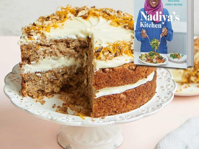 nadiya-hussain-parsnip-orange-spiced-cake
