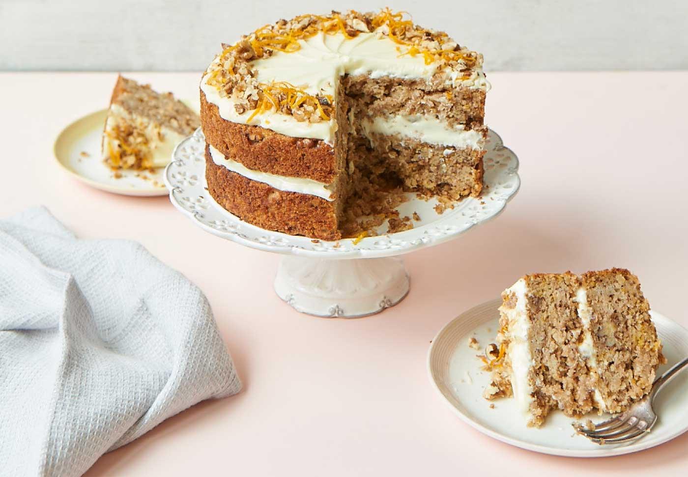 Nadiya Cake Recipes
