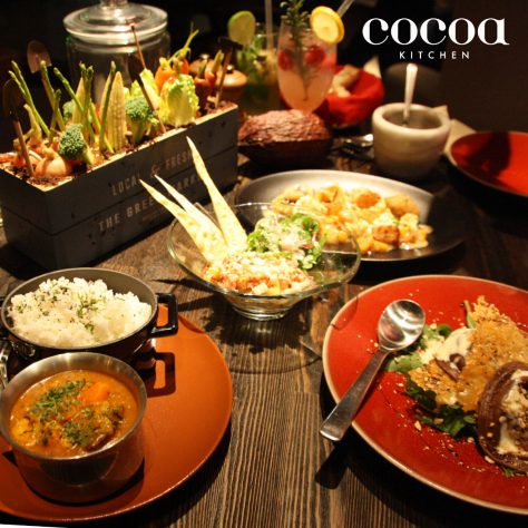 Cocoa Kitchen Dubai