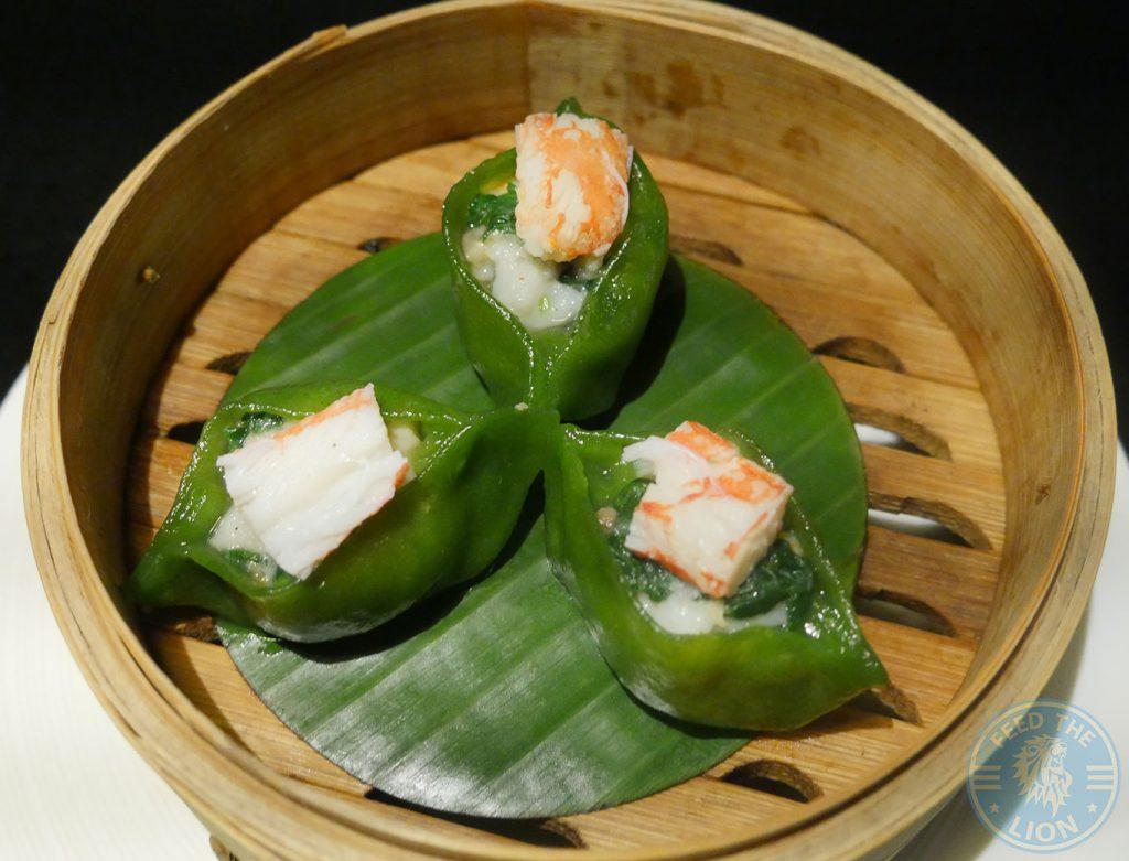 dumplings Chai Wu Chinese Harrods Halal Fine Dining