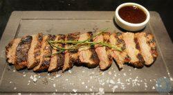 wagyu steak Chai Wu Chinese Harrods Halal Fine Dining
