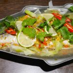 seabass Horapha Thai Cuisine Queensway Halal London Restaurant