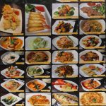menu Horapha Thai Cuisine Queensway Halal London Restaurant