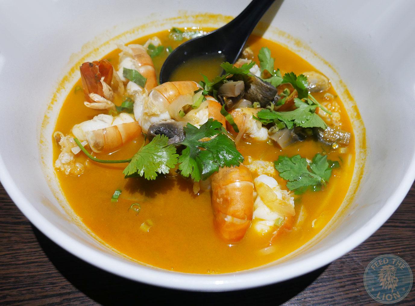 Thai Restaurant Queensway
