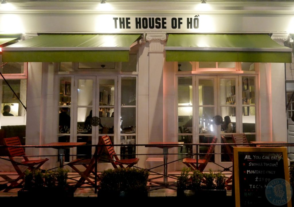 House of Ho Halal Fitzrovia London Percy Street