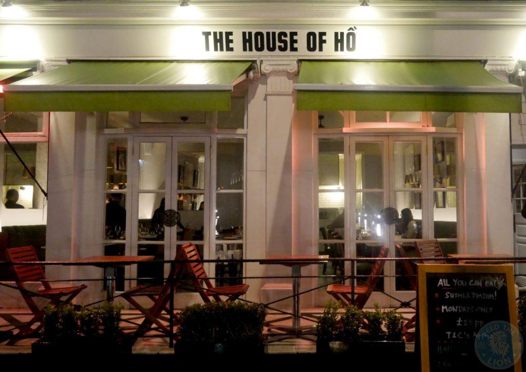 House of Ho Halal Fitzrovia London Percy Street