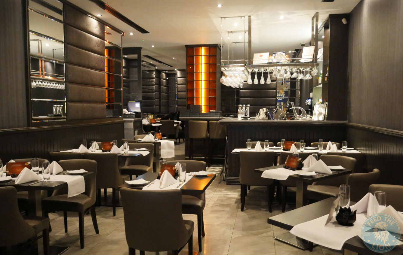 Lotus (Indian Fine Dining) - Leicester Square - Feed the Lion