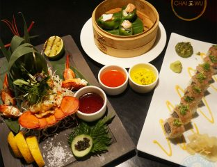 Chai Wu Chinese Harrods Halal Fine Dining