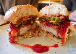 cranberry Gourmet Burger Kitchen GBK Chicken Halal