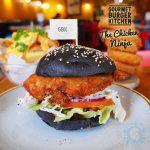GBK Gourmet Burger Kitchen Chicken Ninja Halal