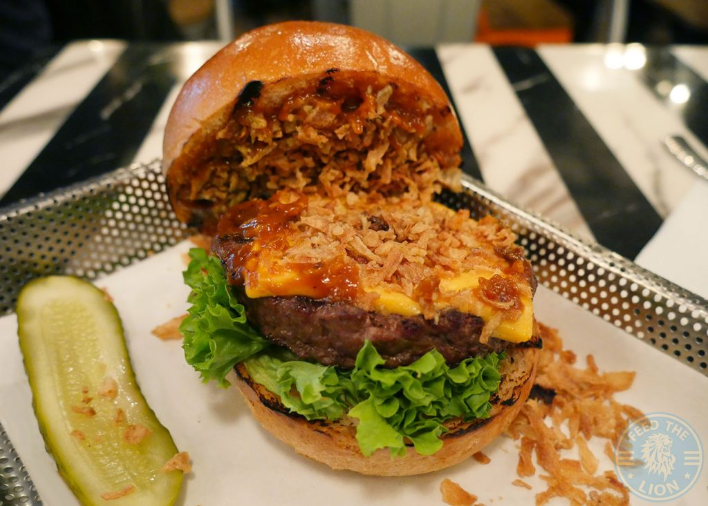GG's London Hayes Gourmet Burger Grill Halal