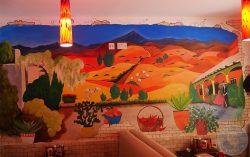 wall art painting Hermanos Mexican Halal Wembley Gourmet Burger Peri Grill
