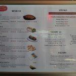 Menu Hermanos Mexican Halal Wembley Gourmet Burger Peri Grill