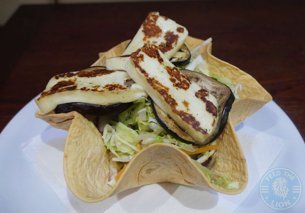 halloumi Hermanos Mexican Halal Wembley Gourmet Burger Peri Grill