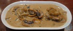 mushroom sauce Hermanos Mexican Halal Wembley Gourmet Burger Peri Grill