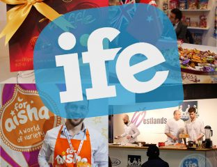 IFE (The International Food & Drink Event) 2017 halal